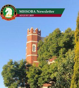 MHSOBA August Newsletter
