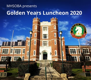 Golden Years Luncheon
