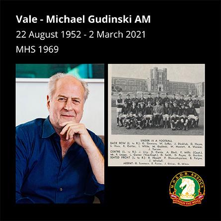 Michael Gudinski AM