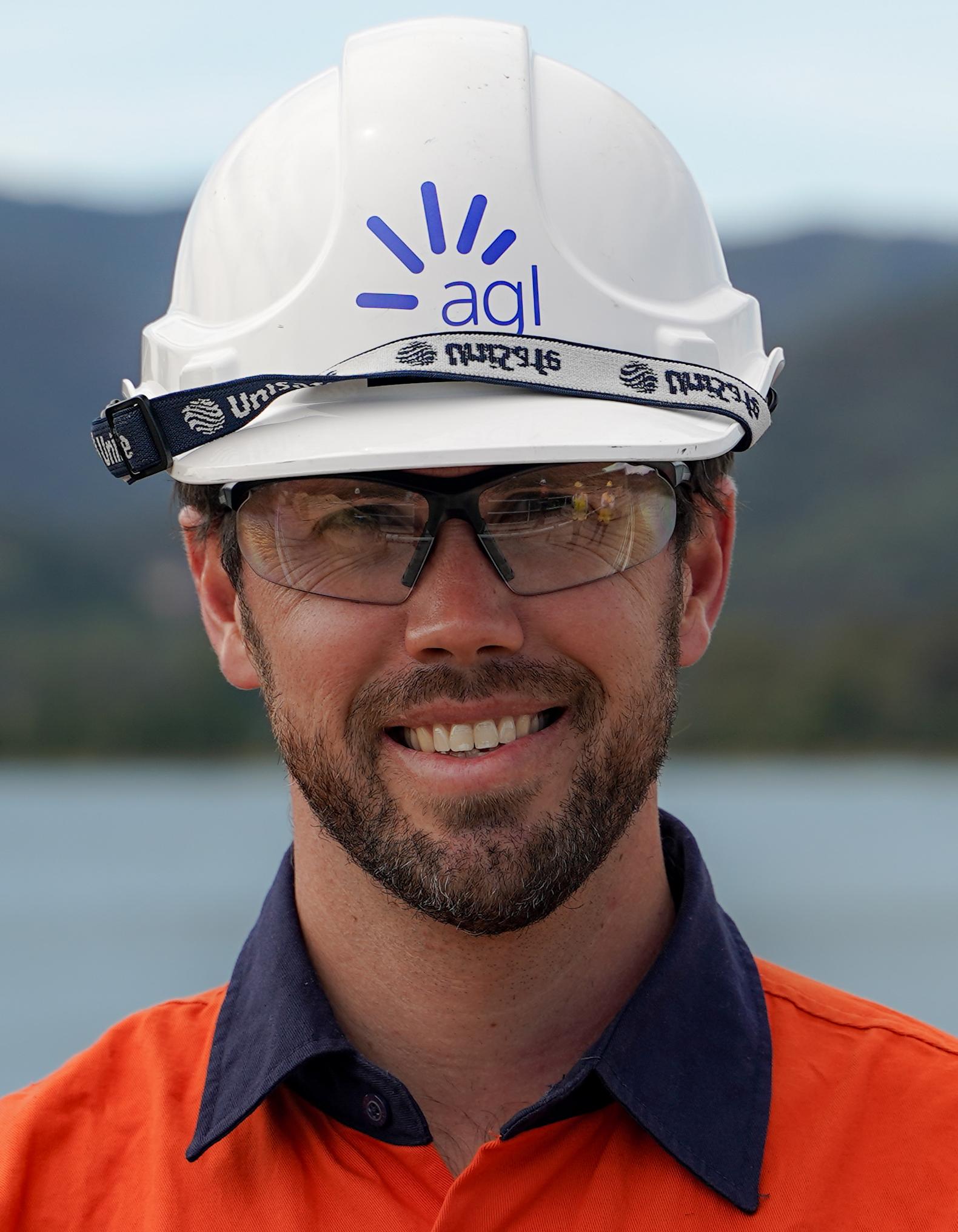 Simon Anderson – AGL profile photo